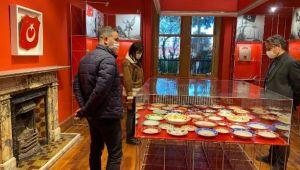Türkiye'nin ilk milli bayrak müzesinde 'tarih' sergileniyor