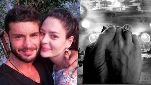 Berk Oktay ve sevgilisi Yıldız Çağrı Atiksoy evleniyor!