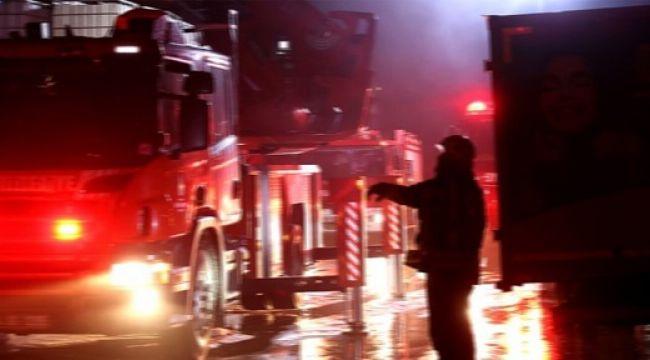 5 yaşındaki çocuk yangında hayatını kaybetti