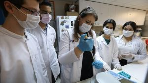 Buca'nın genç bilim insanlarından büyük başarı daha