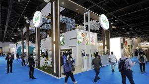 Pınar'ın Birleşik Arap Emirlikleri'nde Ürettiği Peynir Çeşitleri Gulfood'da Sergilendi