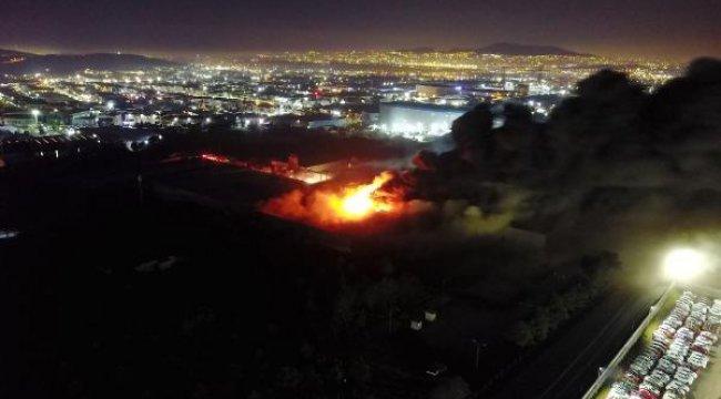 Tuzla'daki fabrika yangınında 2 kişi yaşamını yitirdi