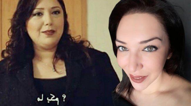 Aylin Mirva Sağlam'ın şaşırtan değişimi