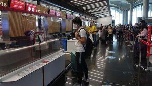 İç hat uçuşlarında seyahat belgesi zorunluluğu