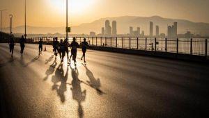 İzmir'in maraton günü