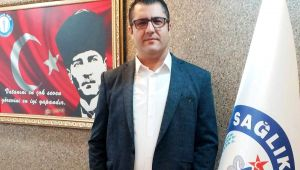 Sağlık-Sen İzmir Başkanı Bektaş: 'Sağlık çalışanlarının kronik sorunları çözülmeli'