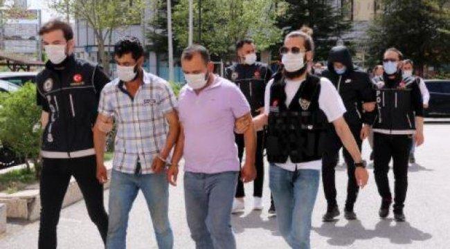 Afyonkarahisar'daki uyuşturucu operasyonunda 5 tutuklama