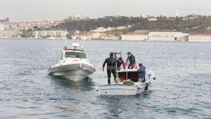 Balıkçılar çuvallara dolduruyor: Boğaz'da salyangoz avı