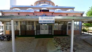 Göçmen Konutları Camii yeni bir çehreye kavuştu