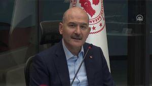 İçişleri Bakanı Soylu'dan şampiyonluk kutlamalarına ilişkin açıklama