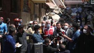 İmamoğlu: İstanbul'un en kritik meselesi 200 bin riskli yapı