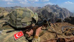 MSB: Gara bölgesinde 8 PKK'lı terörist etkisiz hale getirildi