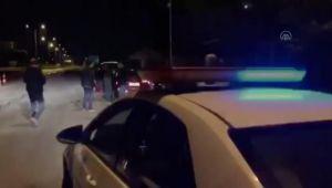 Otomobilinin tamponundan 3 kilogram sentetik uyuşturucu çıkan şüpheli tutuklandı