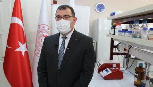 TÜBİTAK Başkanı Mandal'dan yerli aşı için gönüllü olun çağrısı