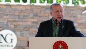 Cumhurbaşkanı Erdoğan: Ulusa seslenişte inşallah bu müjdeyi de veririz