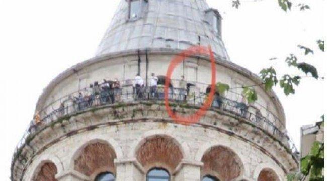 Galata Kulesi'nden atlayarak intihar etti