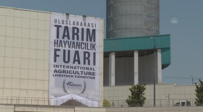 Uluslararası Tarım ve Hayvancılık Fuarı açıldı