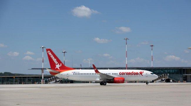 Corendon Airlines bu kez de Basel havalımanında bir uçak konumlandırıyor