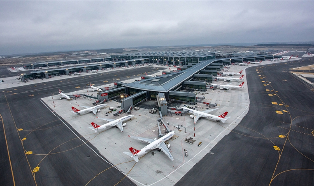 Türk Hava Yolları Avrupa'da ikinci oldu