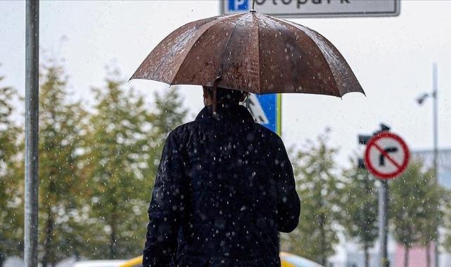 Erzurum, Erzincan, Kars, Ağrı ve Ardahan'da gök gürültülü sağanak bekleniyor