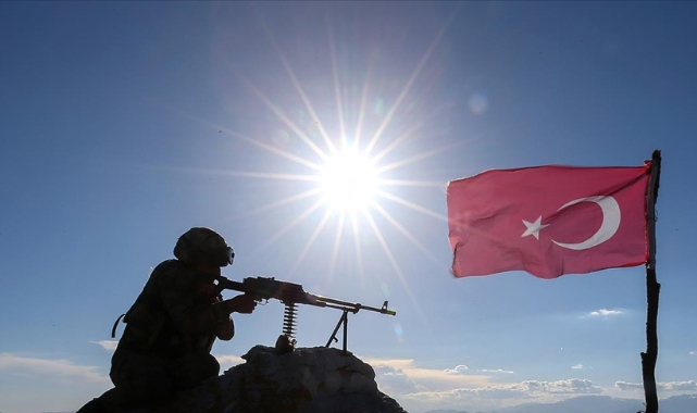 6 PKK/YPG'li terörist etkisiz hale getirildi